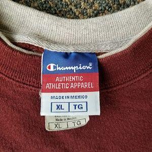 bf4145bcd834 Champion Shirts | Reverse Weave Crewneck Sweatshirt Rare Xl | Poshmark